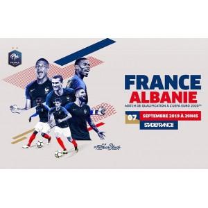 France - Albanie